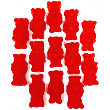 SweetGourmet JuJu Cinnamon Bears Candy