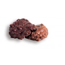 SweetGourmet Asher's Milk Chocolate Coconut Clusters