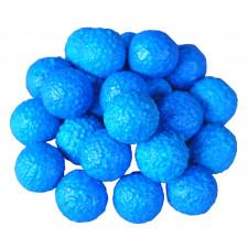 SweetGourmet Concord Blue Raspberry Dubble Bubble Gumballs