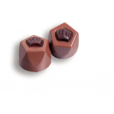 SweetGourmet Asher's Milk Chocolate Coated Espresso Truffles