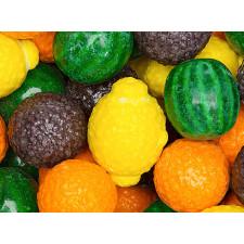 SweetGourmet Concord Fancy Fruit Dubble Bubble Gumballs