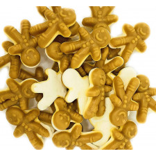 SweetGourmet Gingerbread Men Gummy
