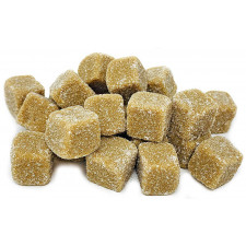 SweetGourmet Griotten Soft Salt Salmiak Licorice Cubes