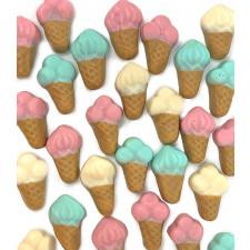 SweetGourmet Gummy Ice Cream Cones