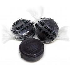 SweetGourmet Mini Sugar Free Black Licorice Hard Candy