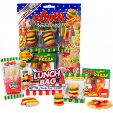 SweetGourmet E.Frutti Gummi Lunch Bags, 2.7oz