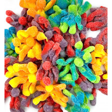 SweetGourmet Trolli Sour Brite Gummy Octopus Candy