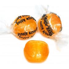 SweetGourmet Mini Sugar Free Orange Hard Candy
