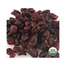 SweetGourmet Certified Organic Dried Cranberries, Sweetened