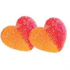 SweetGourmet Vidal Juicy Peach Hearts Gummy