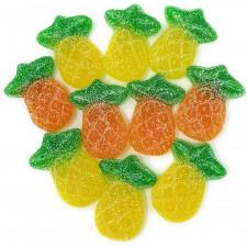 SweetGourmet Gummy Sour Pineapples