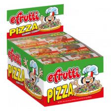 SweetGourmet E.Frutti Gummi Pizza, 48ct
