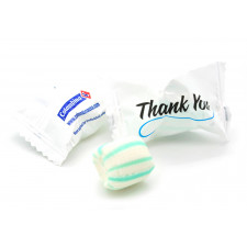 SweetGourmet Colombina Soft Mint Puffs Thank You Candy