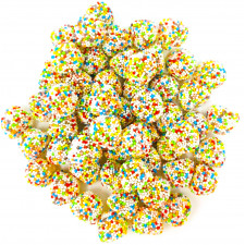 SweetGourmet Rainbow Gummy Berries | Sweet Nonpareils Candy