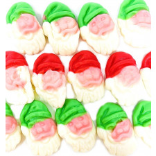 SweetGourmet Gummy Santa | Christmas Santa's Shapes Candy