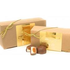 SweetGourmet Asher's Sugar Free Milk Chocolate Caramel & Vanilla Marshmallow