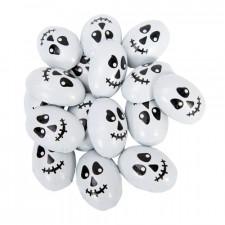 SweetGourmet Crispy Chocolate Skulls Foiled