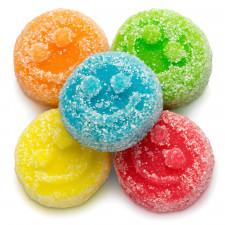 SweetGourmet Albanese Gummi Sour Poppers