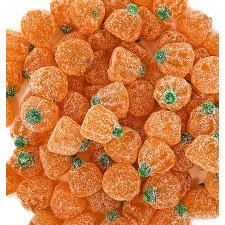 SweetGourmet Sour Gummi Pumpkin Heads Soft Candy