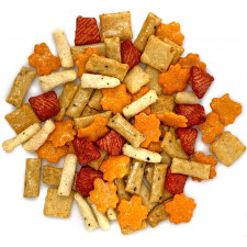 SweetGourmet Oriental Rice Crackers - Sun Mix