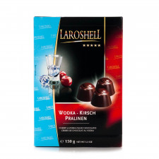 SweetGourmet Laroshell Vodka & Cherry Filled Chocolates- 150g (5.3oz)