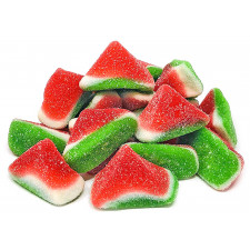 SweetGourmet Kervan Gummy Watermelon Slices