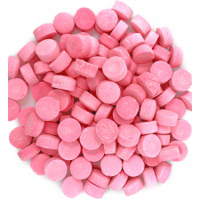 SweetGourmet Pink Wintergreen Lozenges | Canada Mint