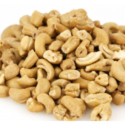 SweetGourmet Cashew Pieces Large (Roasted & No Salt)