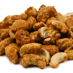 SweetGourmet Cashews Honey Toasted