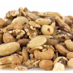 SweetGourmet Mixed Nuts Deluxe (Roasted & Salted)