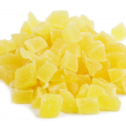 SweetGourmet Imported Pineapple Cores (Diced)