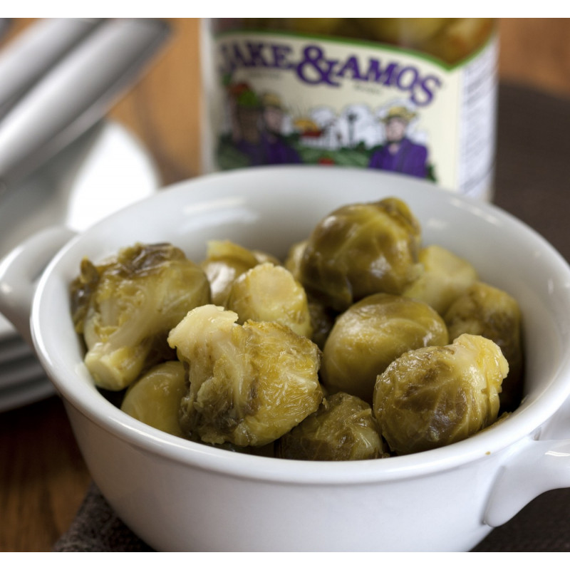 SweetGourmet Jake & Amos® J&A Dill Brussels Sprouts 12/32oz